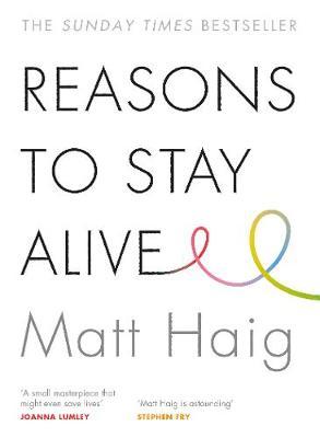 كتاب أسباب للبقاء حيا