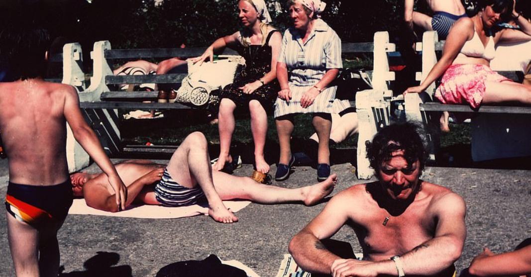 الشواطئ فى الستينيات