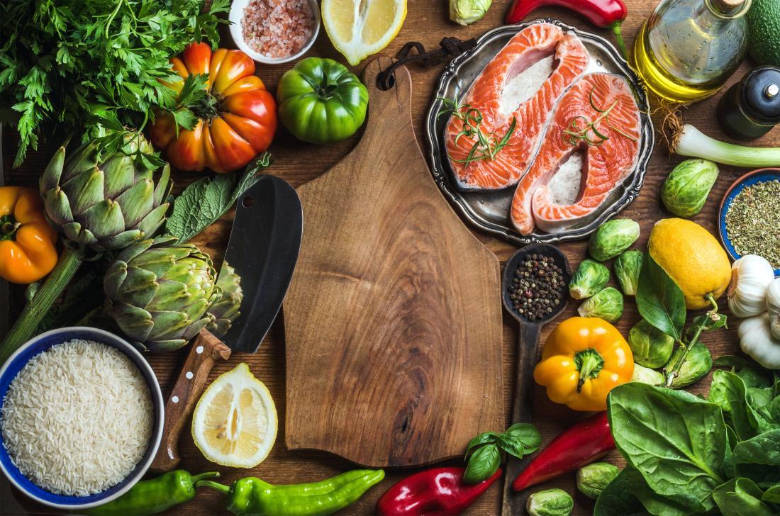 اطعمة لعلاج التهاب المفاصل