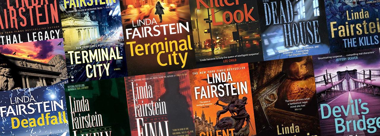 روايات الكاتبة ليندا فيرستين