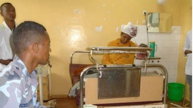 الاثيوبيه تودي الامتحان