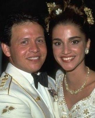 زفاف العاهل الأردنى الملك عبدالله والملكة رانيا  (3)
