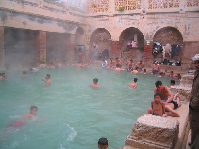 حمام الصالحين  (2)