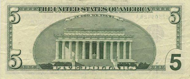دولار 5