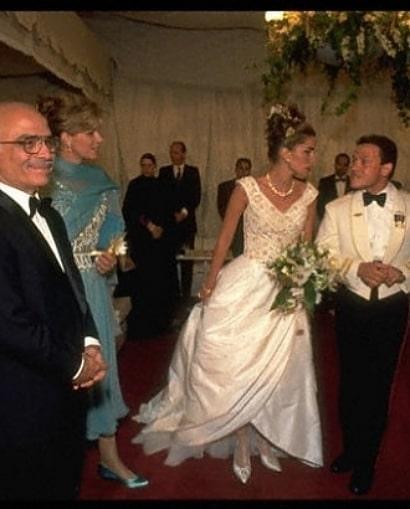 زفاف العاهل الأردنى الملك عبدالله والملكة رانيا  (9)