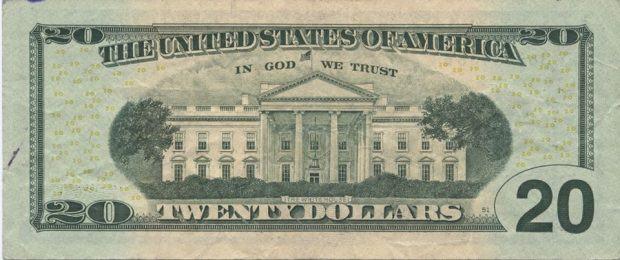 دولار 20