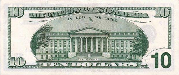 دولار 10
