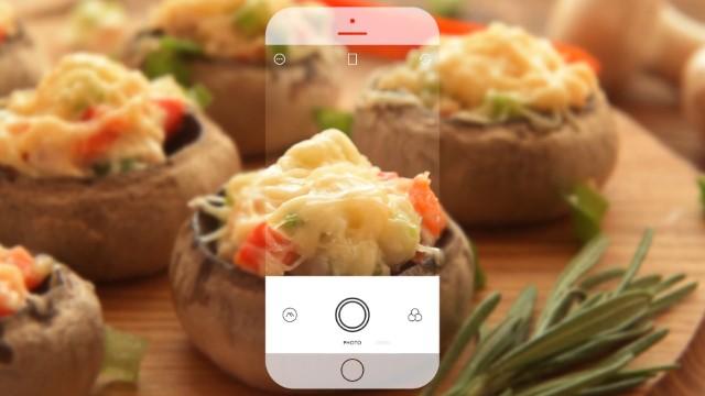 Foodie-Camera