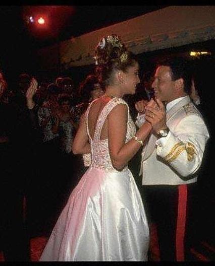 زفاف العاهل الأردنى الملك عبدالله والملكة رانيا  (5)