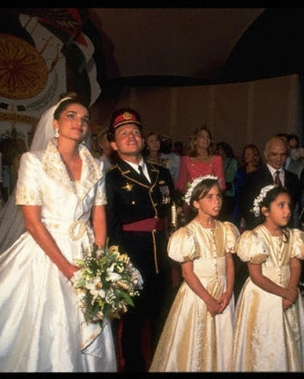 زفاف العاهل الأردنى الملك عبدالله والملكة رانيا  (8)