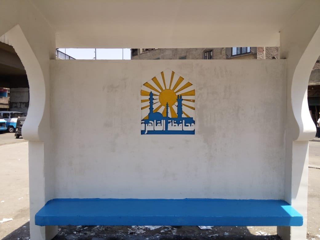 محافظة القاهرة تنتهى من تجديد 400 محطة لأتوبيسات النقل العام (3)