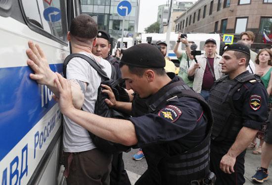 شرطة-روسيا