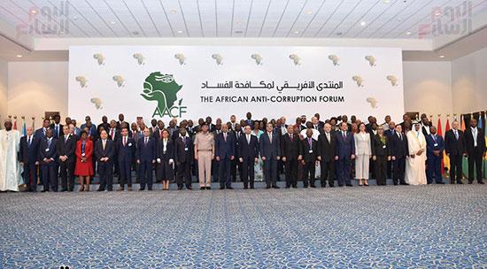 المنتدى الأفريقى لمكافحة الفساد (3)