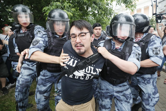 الشرطة-الروسية