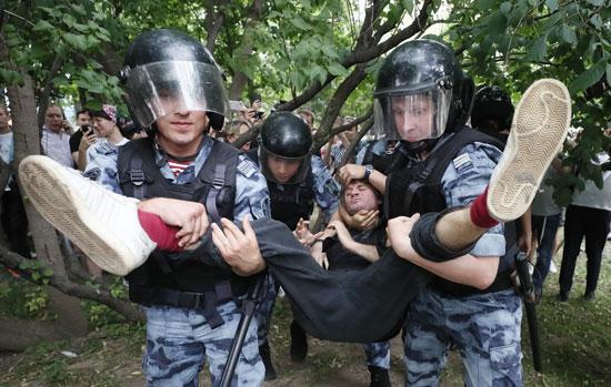 شرطة-موسكو