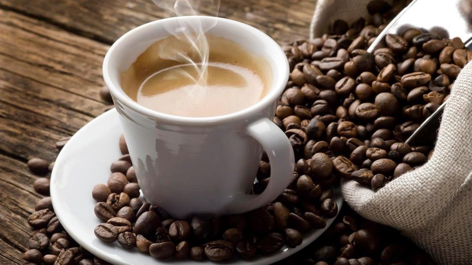 تجنب القهوة فى الجو الحار