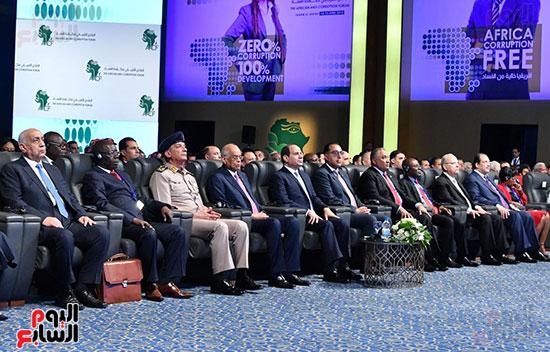المنتدى الأفريقى لمكافحة الفساد (2)