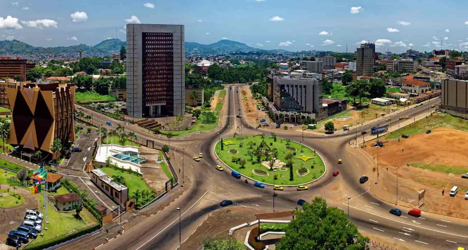 العاصمة الكاميرونية ياوندى
