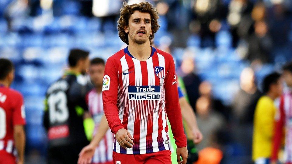 جريزمان لاعب اتلتيكو مدريد