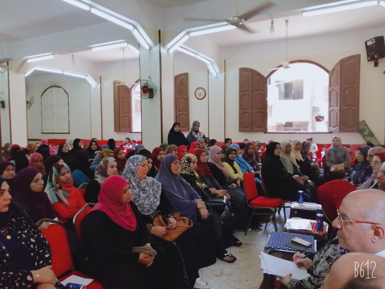 القومى للمرأة بالشرقية ينظم قوافل توعية فى اليوم الوطني لمناهضة ختان الإناث (5)