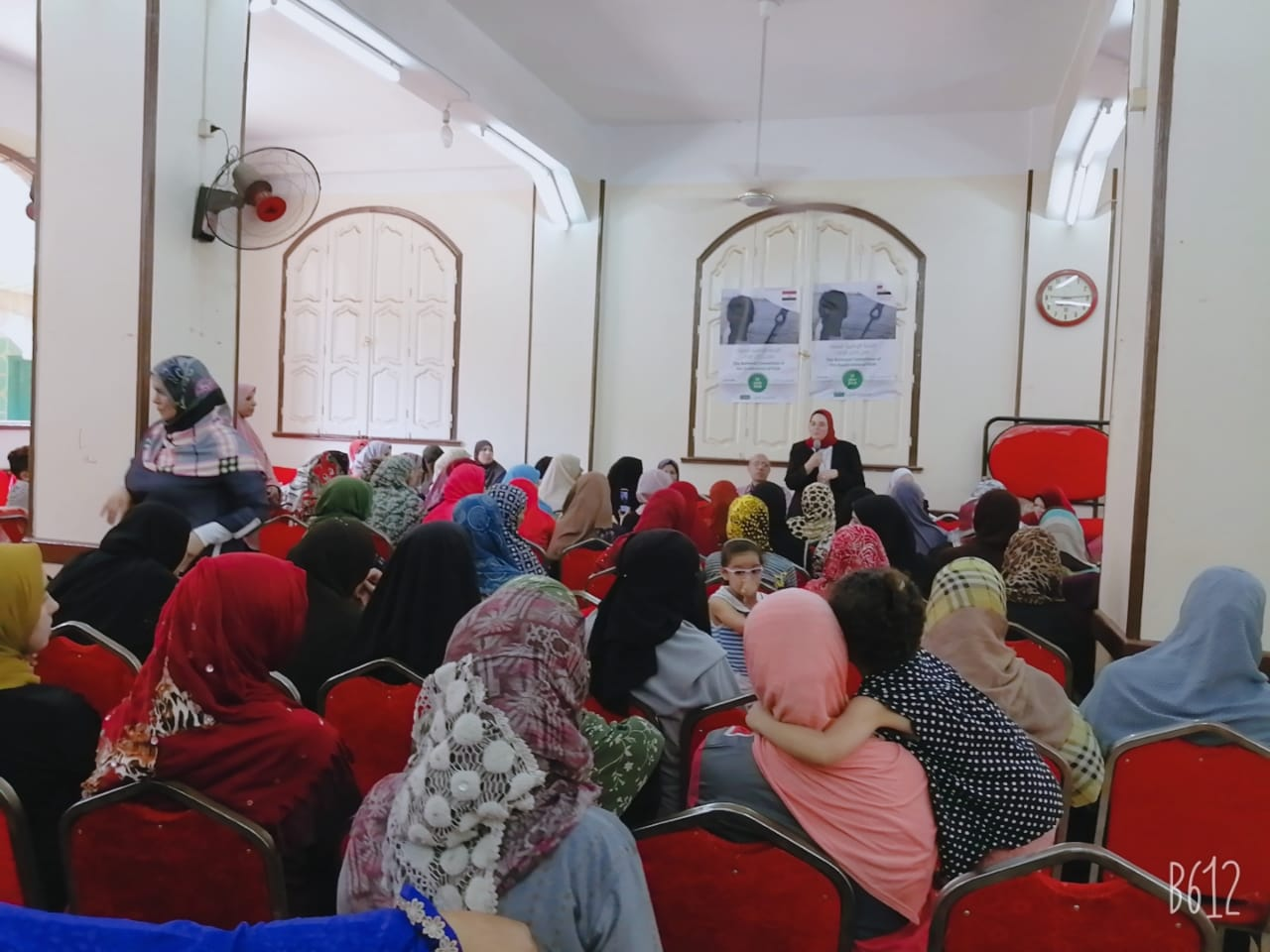 القومى للمرأة بالشرقية ينظم قوافل توعية فى اليوم الوطني لمناهضة ختان الإناث (6)