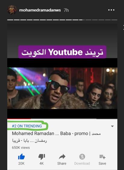 بابا تريند فى الكويت