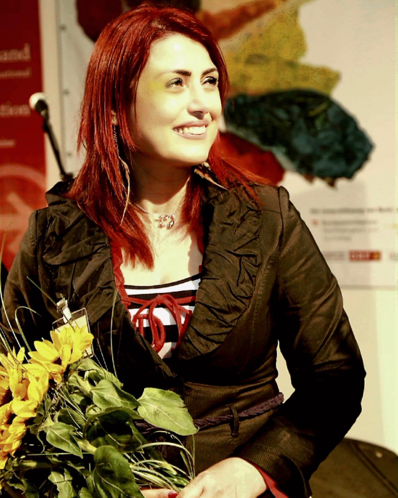 الكاتبة اللبنانية سونيا بوماد