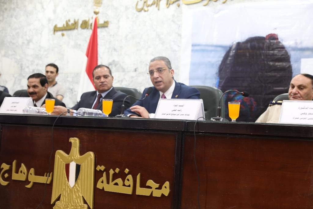 المحافظ يفتتح مؤتمر مناهضة ختان الإناث (1)