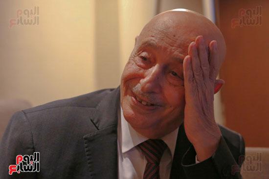 رئيس البرلمان الليبى (1)