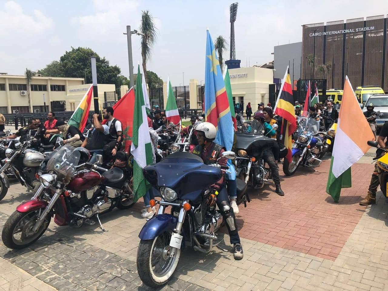مهرجان الدراجات النارية