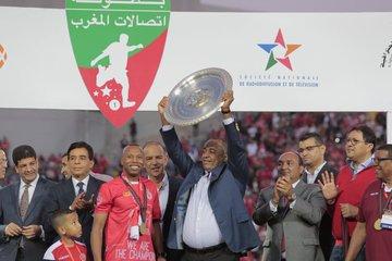 احتفالات الوداد بلقب الدوري المغربى (4)