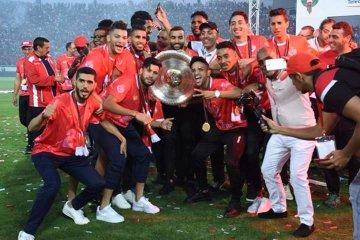 احتفالات الوداد بلقب الدوري المغربى (3)