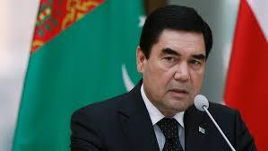 الرئيس التركمانستانى قربان قولى بيردى محمدوف