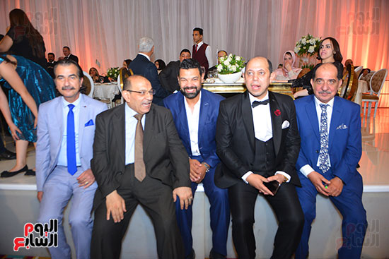 كابتن-أحمد-سليمان-ونجوم-الرياضة-وعصام-شلتوت