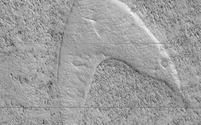 رمز المريخ