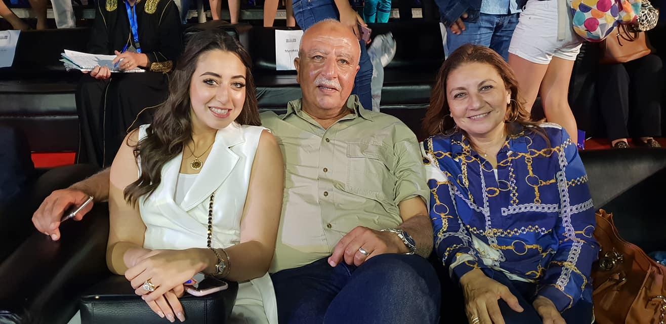 فرح البنداري زوجة كريم عبد الجواد