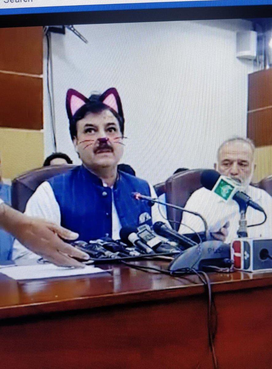 الوزير الباكستانى