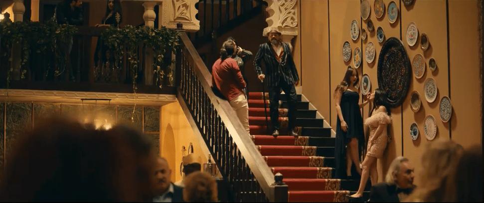 عمرو عبد الجليل  في فيلم كازابلانكا