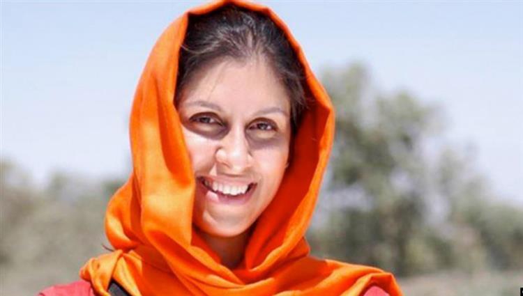 نازانين زاجارى المعتقلة لدى طهران