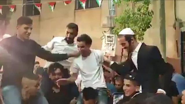 الفرح الفلسطينى