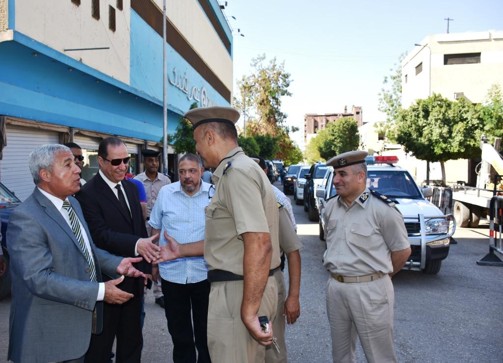 فتح طريق أبطال التحرير (2)