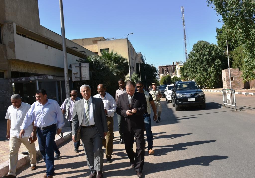 فتح طريق أبطال التحرير (3)