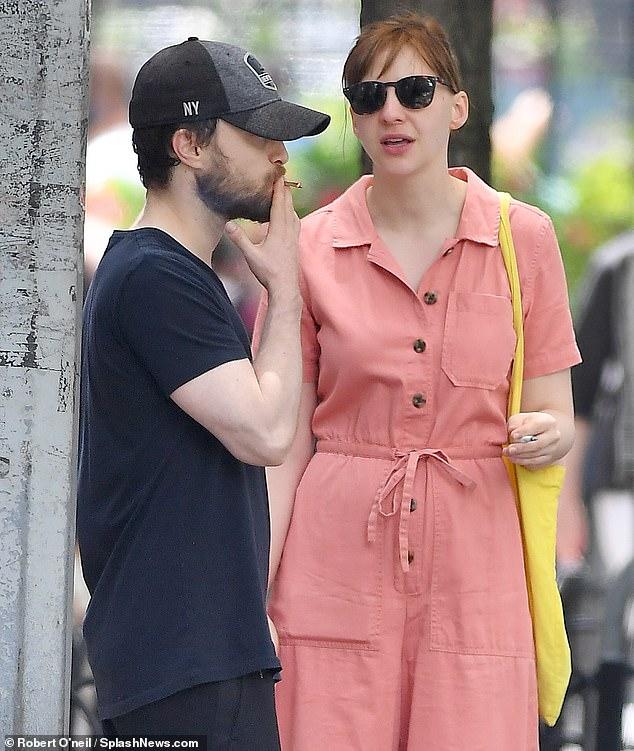 دانيال و صديقته في نيويورك (3)