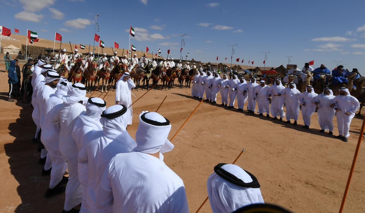تراث الإمارات فى موسم طانطان 2019