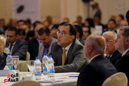 رئيس الوزراء خلال المؤتمر