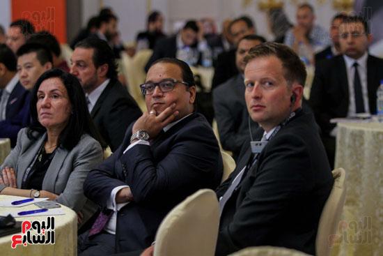 المشاركون فى المؤتمر