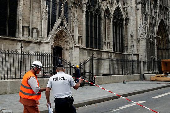 تأمين الكاتدرائية