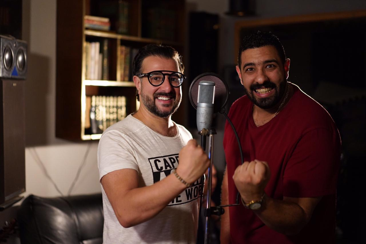 كريم أبوزيد والشبكشى