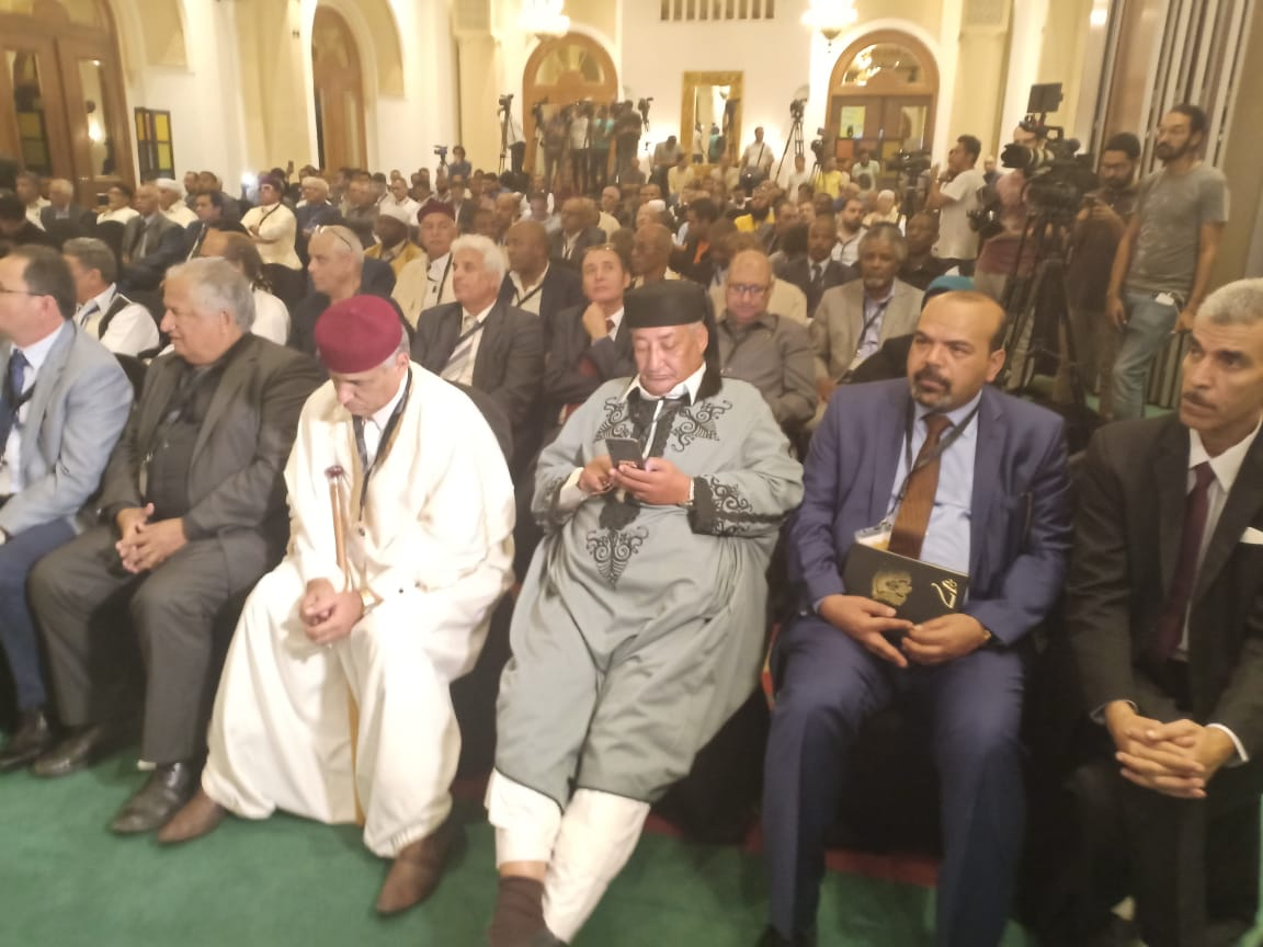 مؤتمر لقوى الليبية