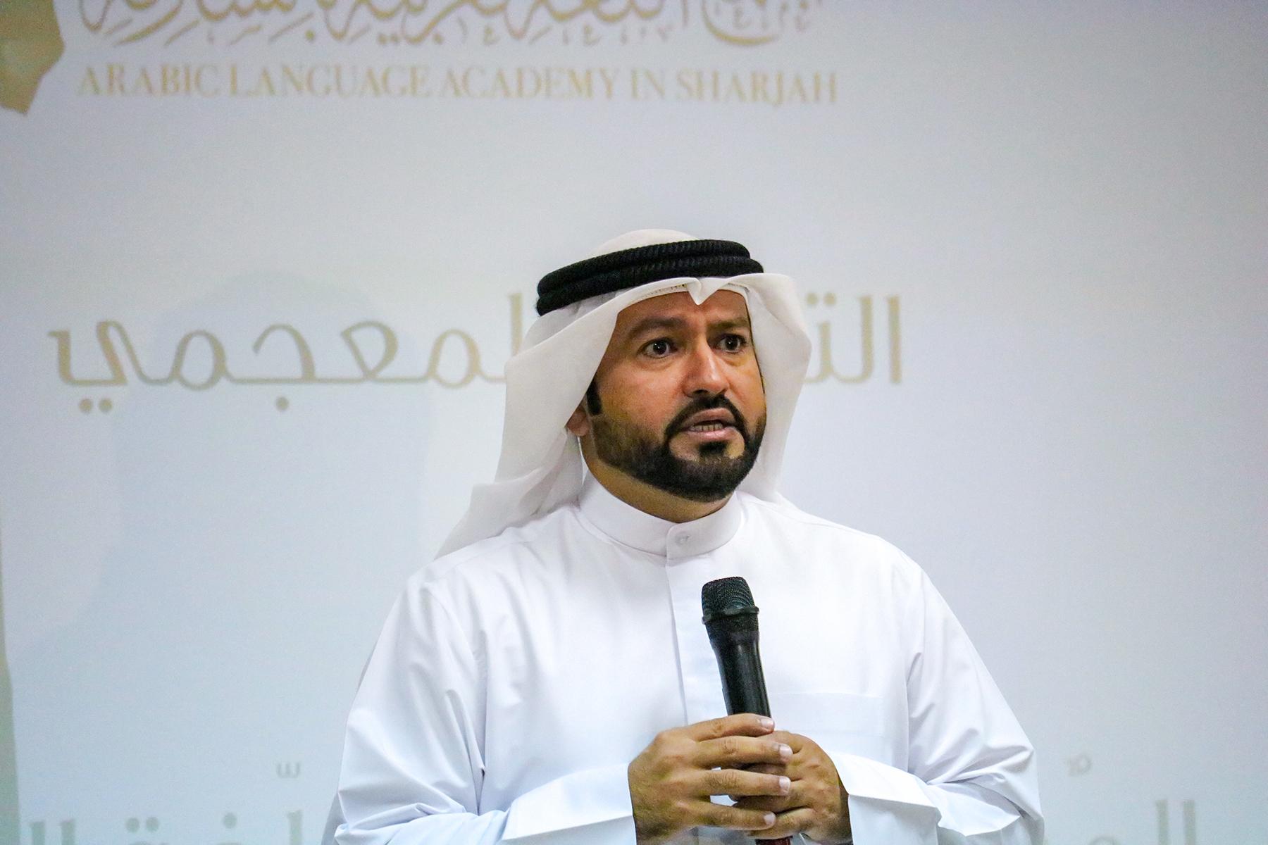 سعادة محمد حسن خلف مدير عام هيئة الشارقة للإذاعة والتلفزيون